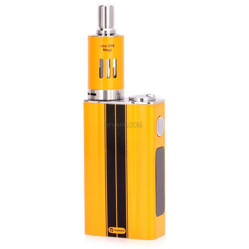 eVic VT Styled Mod with eGo One Mega Clearomizer Kit Mod, eVic