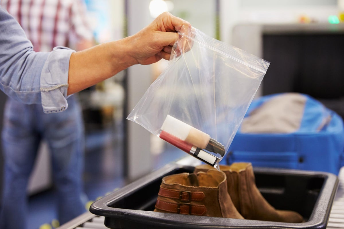 Airport security: could the 'liquids rule' finally be relaxed? flying with vape gear