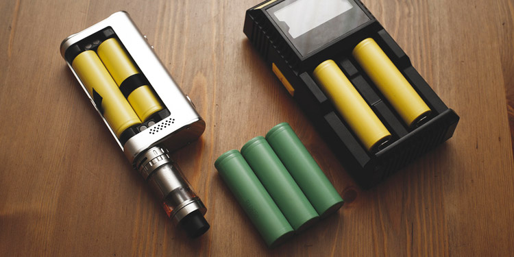 Replacable Vape Batteries: What You Need to Know