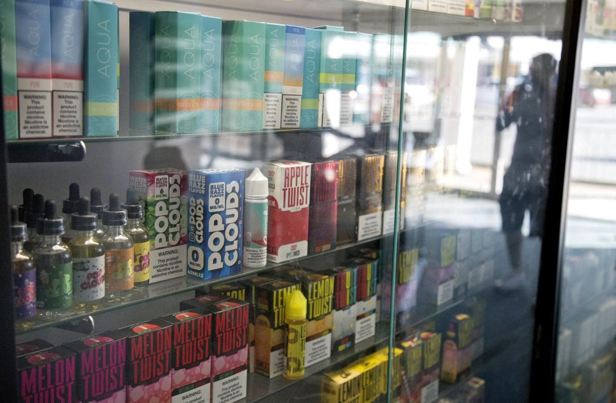 Vape shops battle perceptions, policies in effort to stay viable | Local  Business | stltoday.com