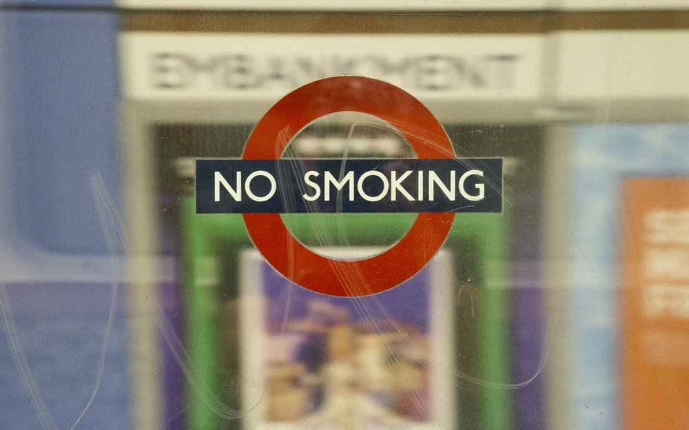 No Smoking  Effectiveness Of Vaping In Nicotine Replacement Therapy