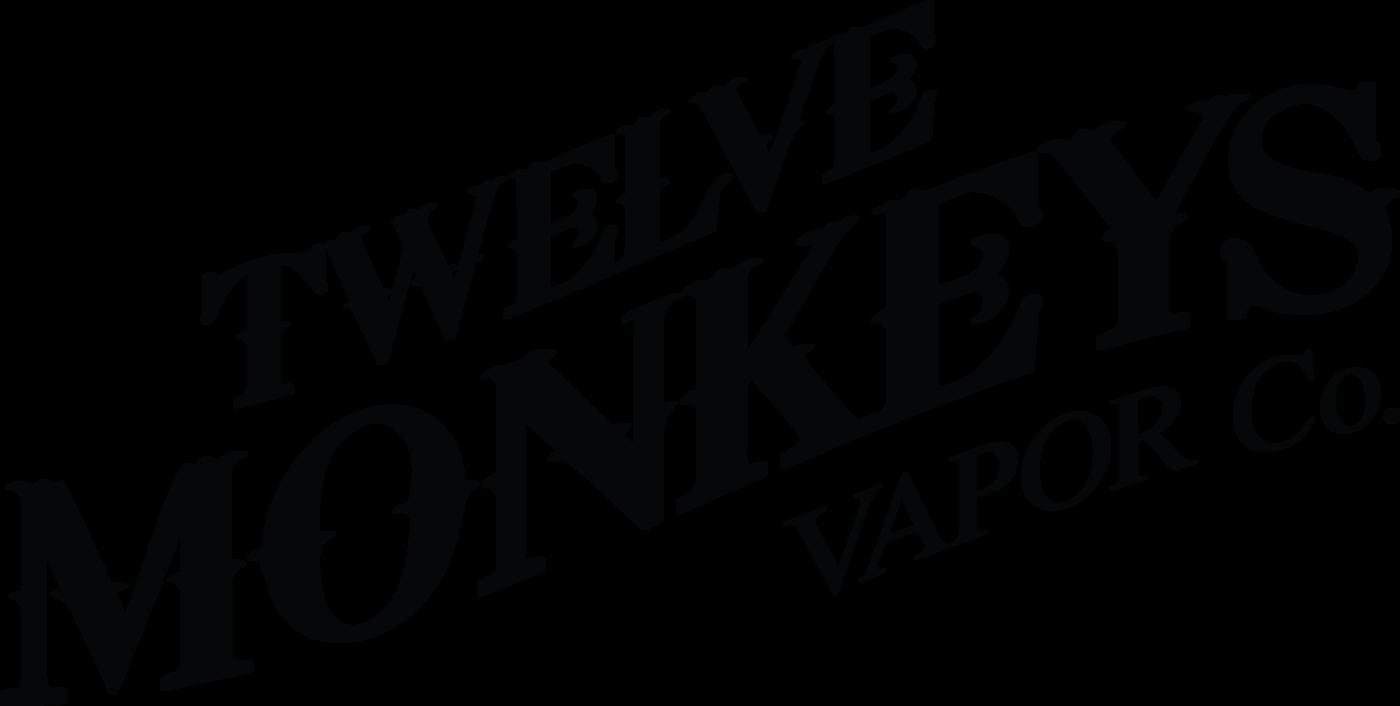 Twelve Monkeys E-Liquid - Best Vape Juice Brands